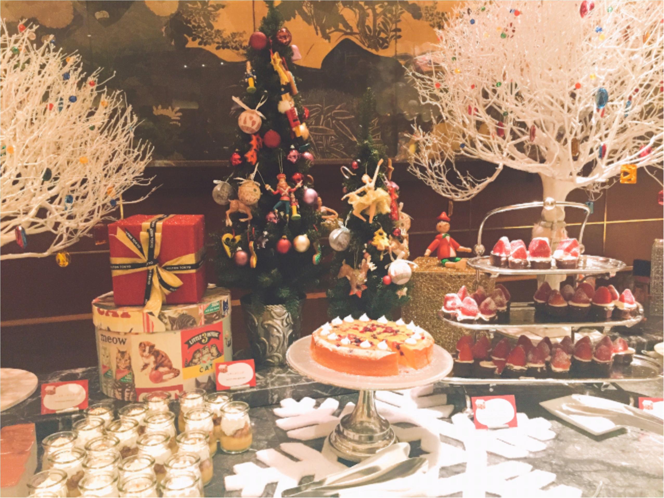 毎回大人気!ヒルトン東京のデザートブッフェ!夢のような『お菓子の家』の世界へ…♡*_3