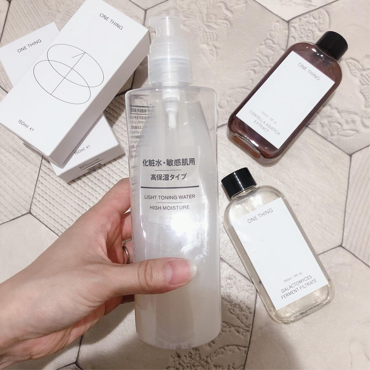 今注目の韓国発!スキンケアブランド《 ONE THING 》って知ってる?!自分オリジナルの化粧水が作れちゃう❤︎_4