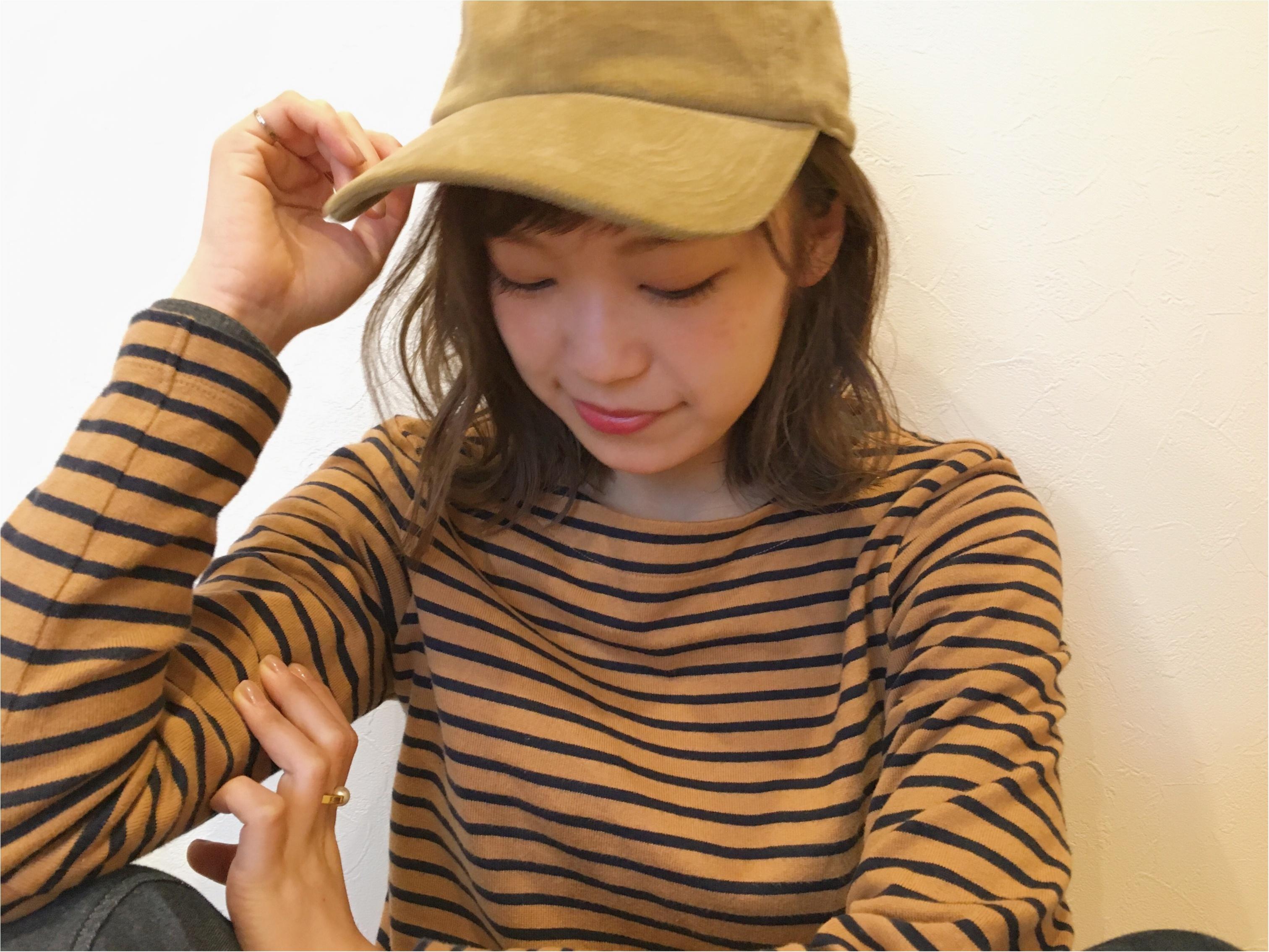 ★人気のウールキャップがなんと500円?!UNIQLOへ急げ〜!!_3