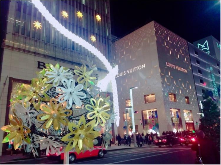 """【♥︎♥︎♥︎】12/25まで! """"さすが…♡!"""" 銀座 Tiffany & Co のクリスマスが可愛すぎる件。 etc…_2"""