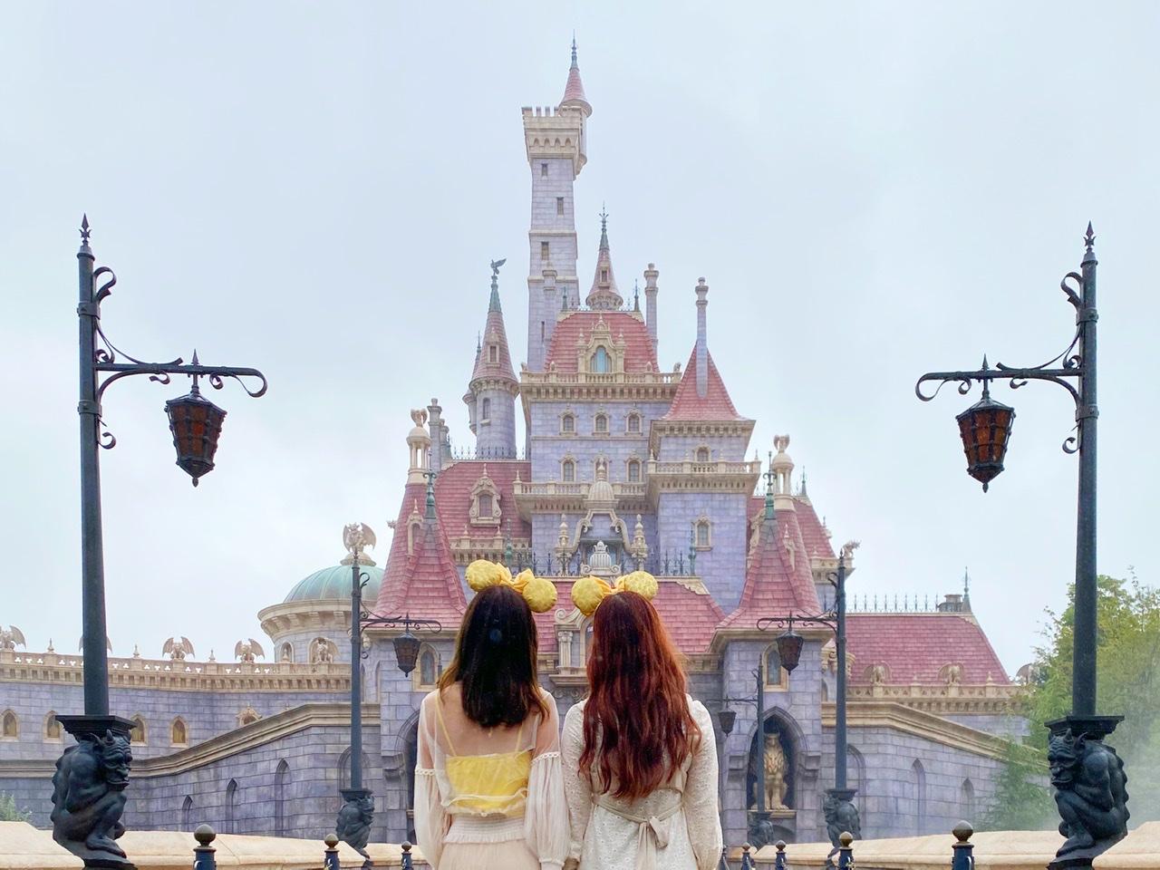 9月28日オープン!ディズニー新エリア【美女と野獣】おすすめ写真映えスポット♡_1