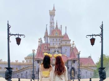 9月28日オープン!ディズニー新エリア【美女と野獣】おすすめ写真映えスポット♡