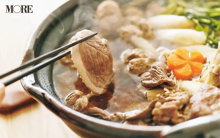 おすすめお取り寄せグルメの奈良県の鴨鍋うどんセット