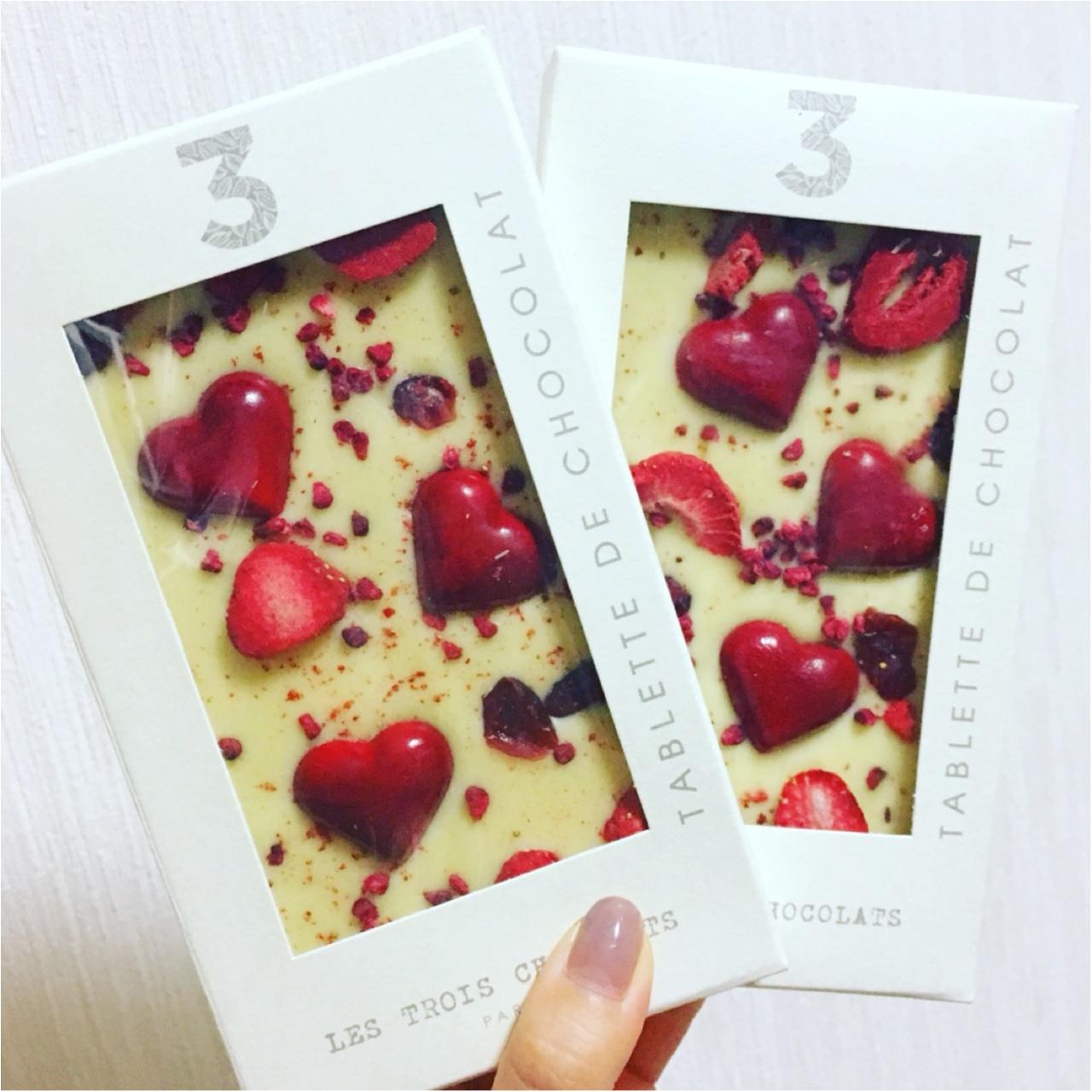 パリから逆輸入!オシャレでキュートな絶品ショコラが食べられるのは日本でココだけ!♡_5