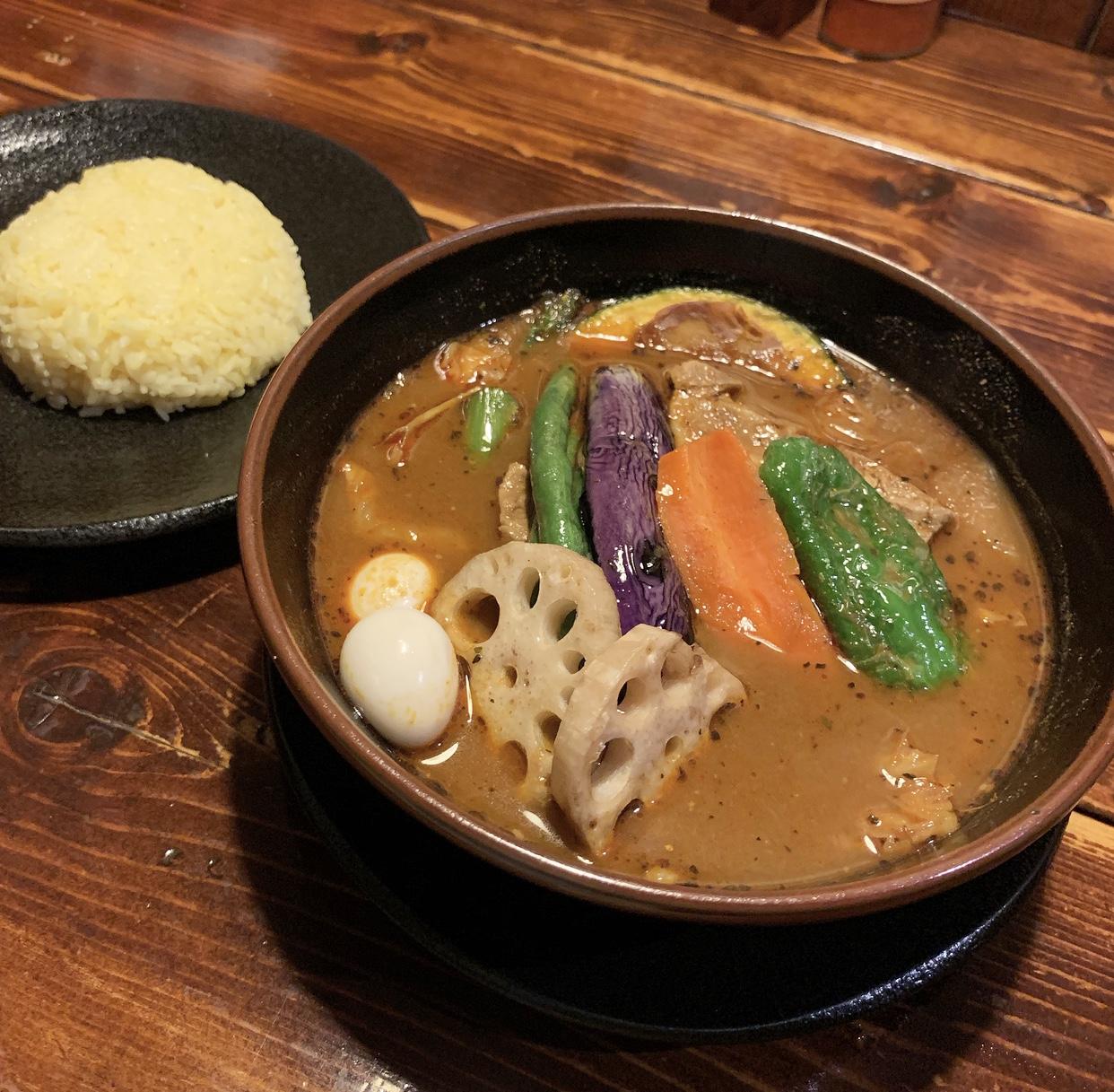 【カレー好き集合!!!】スープカレーといえばこのお店❣︎_3