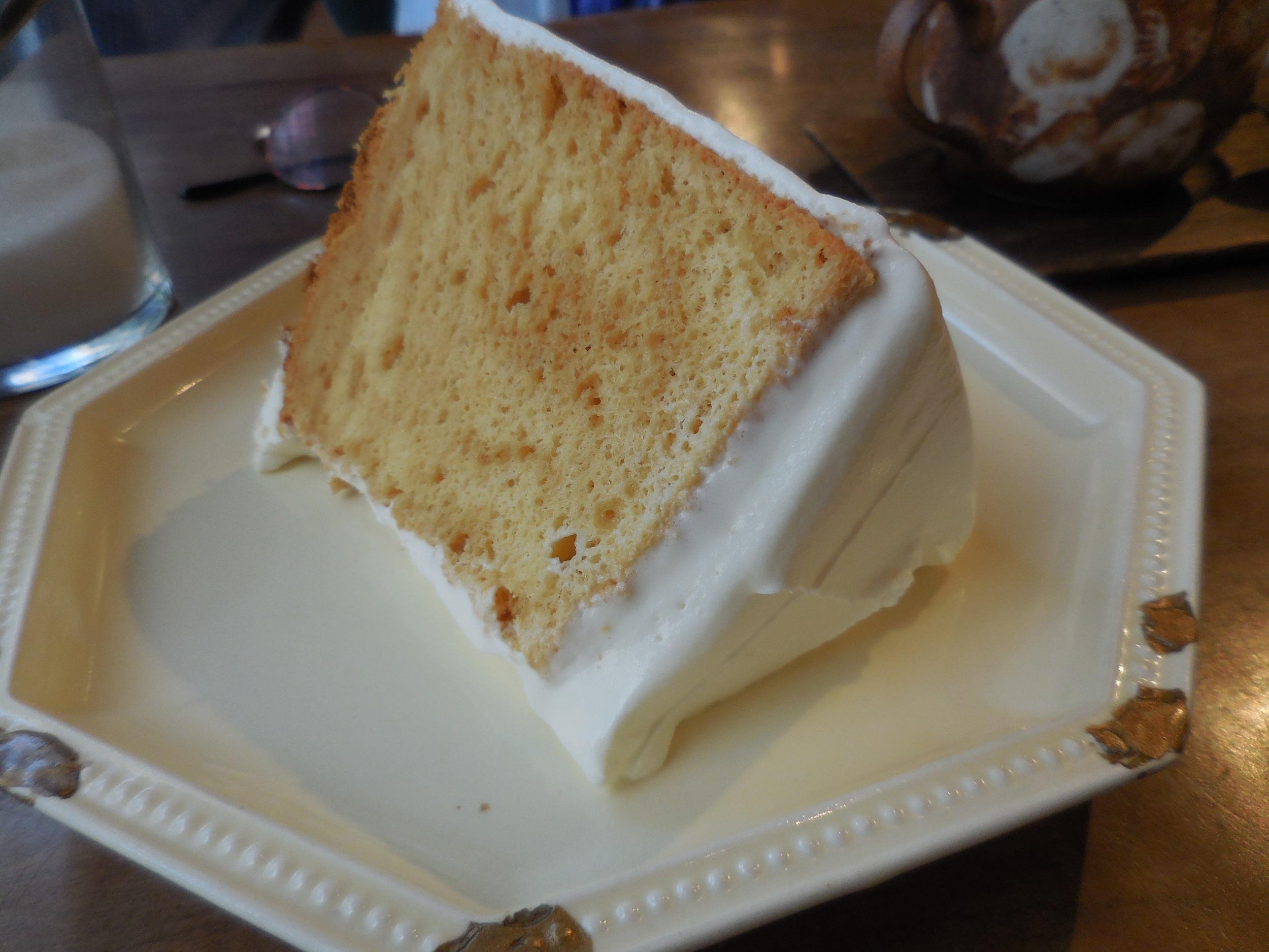 【三鷹】モリスケ・横森珈琲 シフォンケーキがここまでおいしいなんて♡_5