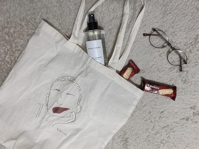 【エコバッグ】Chérize(シェリゼ)のトートバッグで買い物もおしゃれに♪_1