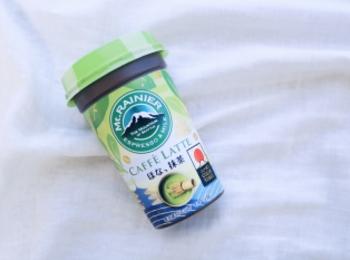 ≪マウントレーニア≫抹茶のフレーバーコーヒー片手に、ほな、ひとやすみ♩