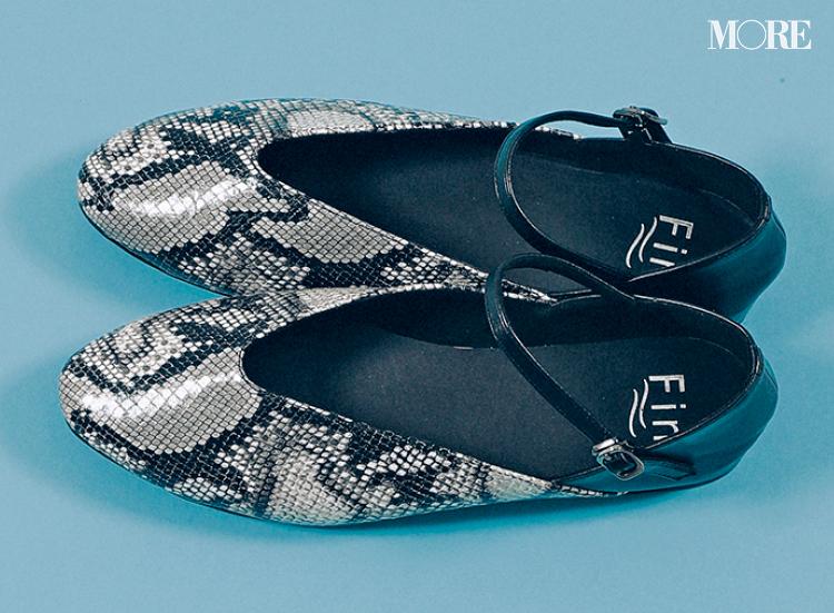 秋の流行の目玉は【アニマル柄】。靴でなら簡単&怖くない! レオパード、パイソン、ダルメシアン、どれにする?_3