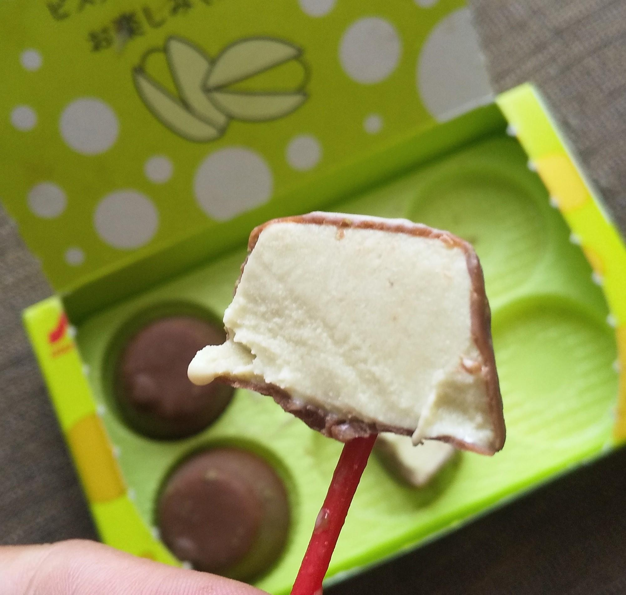 【5/31発売】ピノの新作!ピスタチオ味は間違いない美味しさ!_4
