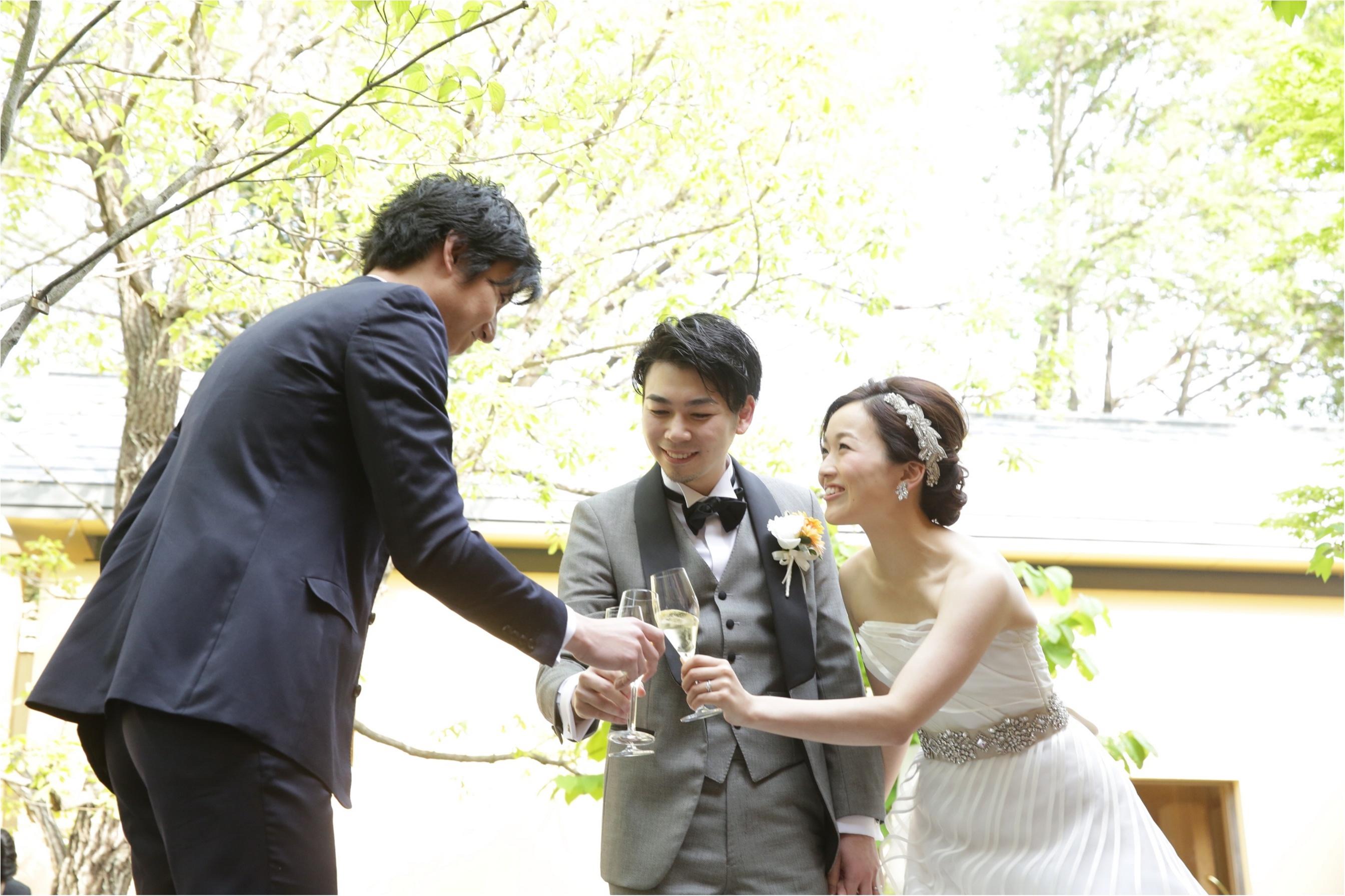 こだわりいっぱいの披露宴(軽井沢Weddingレポ④)_4