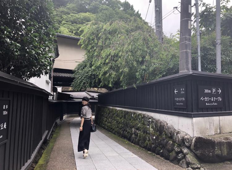 【伊豆】日本美*和モダンな足湯カフェ☕︎和リゾート施設内❁東府や Bakery&Table_6