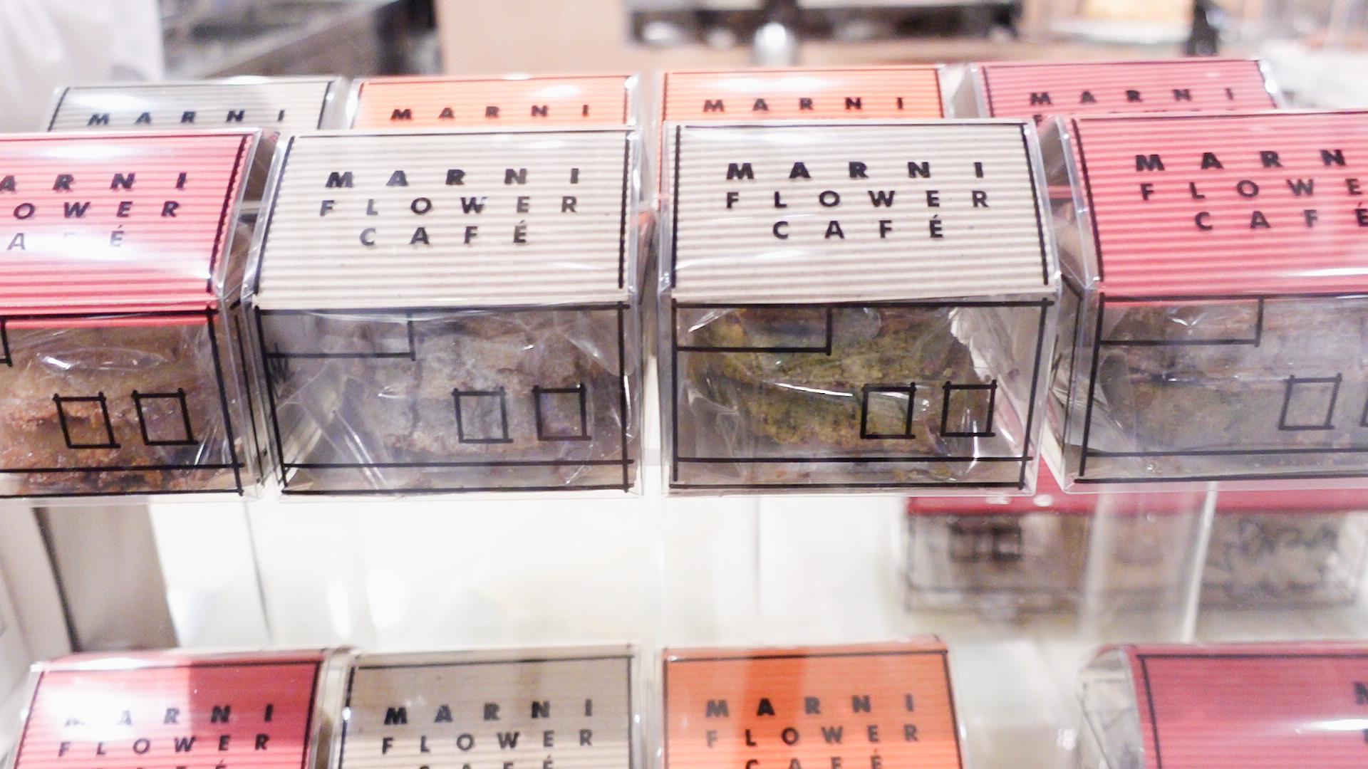 【大阪】阪急うめだ本店にMARNI のカフェが!?「MARNI FLOWER CAFE」ではスイーツやランチも楽しめてかわいいクッキーも買えちゃう!?_6