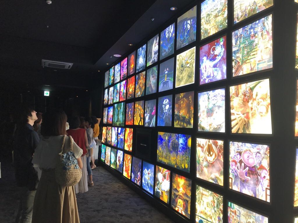 【にしのあきひろ 光る絵本展 in 東京タワー】色と光の美しさ、全世代を惹きつける魅力とは。_4