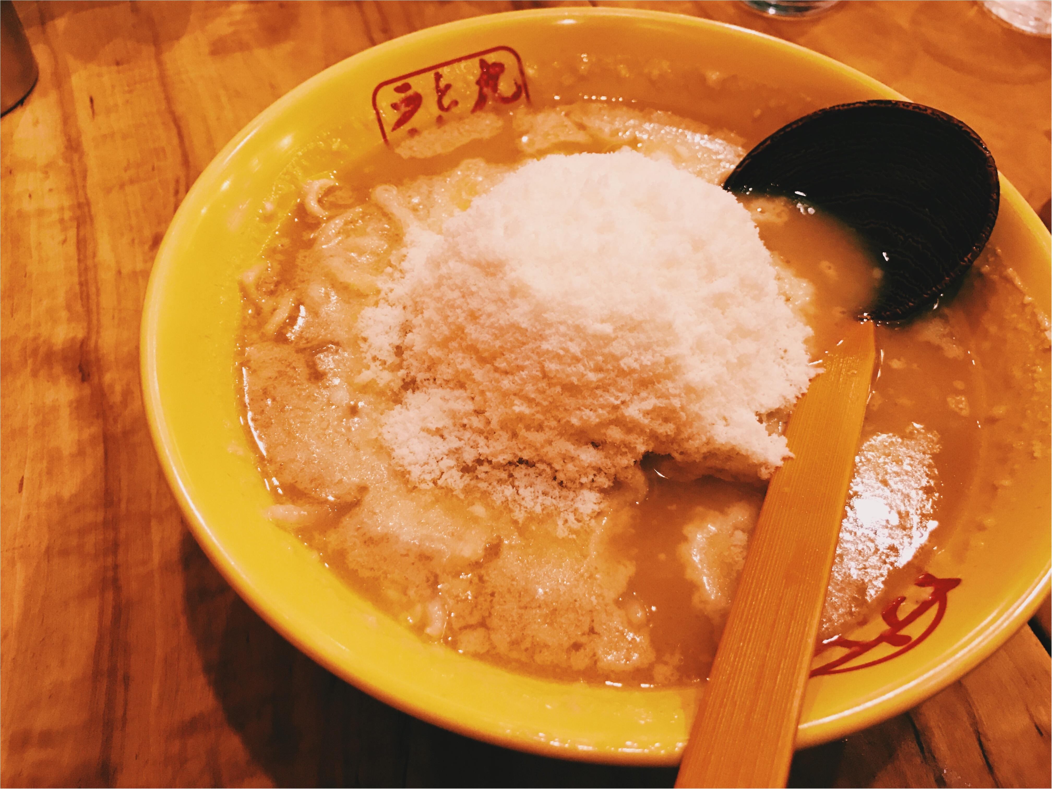 《チーズ好き必見‼︎》北海道十勝ゴールデンゴーダチーズ使用!激うまな『チーズラーメン』を食べてみた♡_2