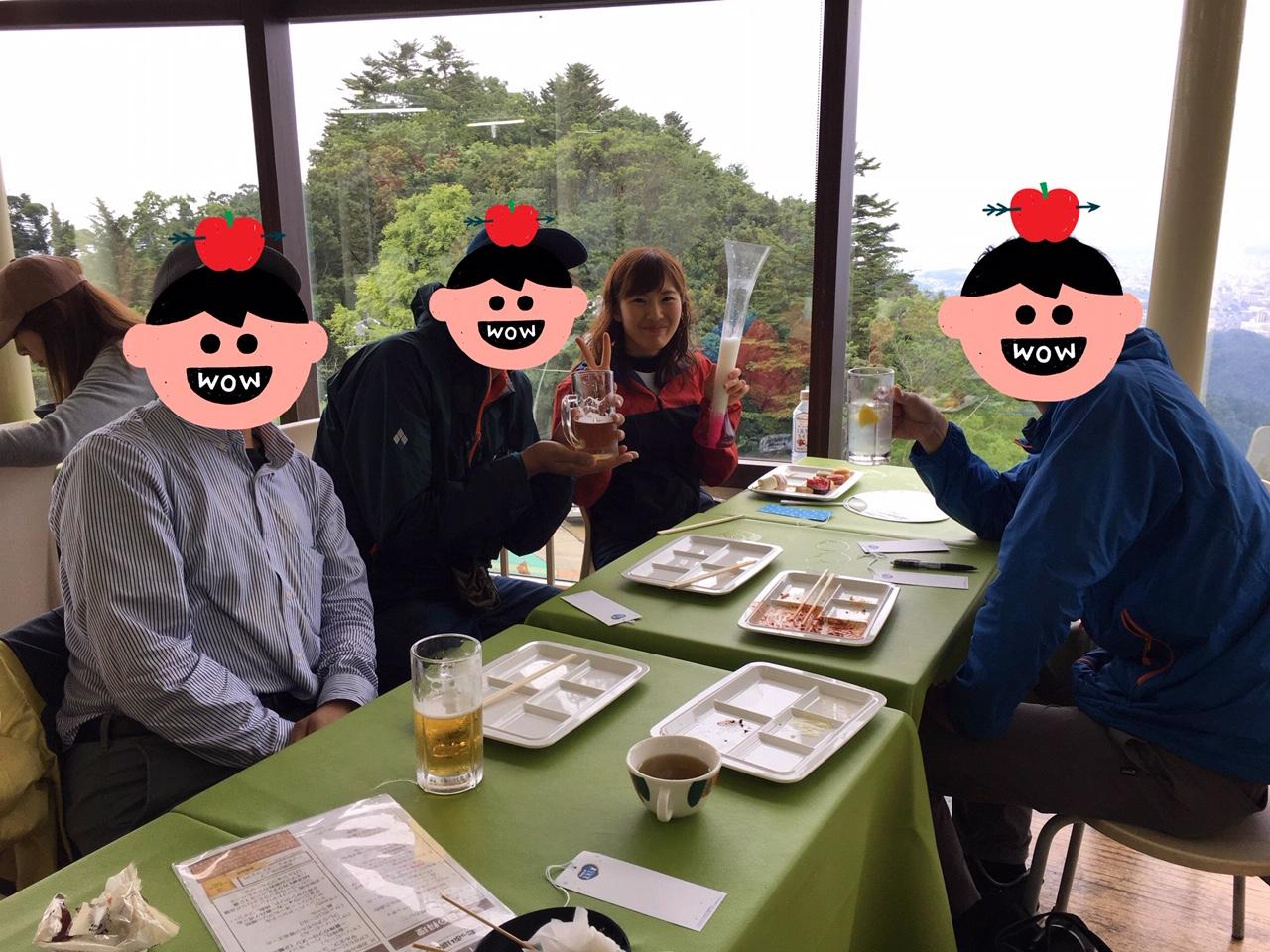 【高尾山】夏の風物詩ビアガーデン!(^^)!_17