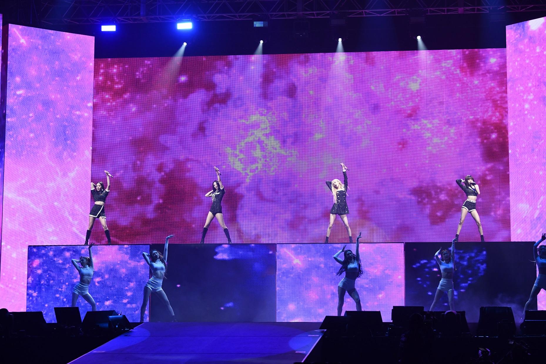 【BLACKPINKライブレポート】BLACKPINK旋風が東京ドームに到来! 世界レベルのパフォーマンスに力をもらう_2_4