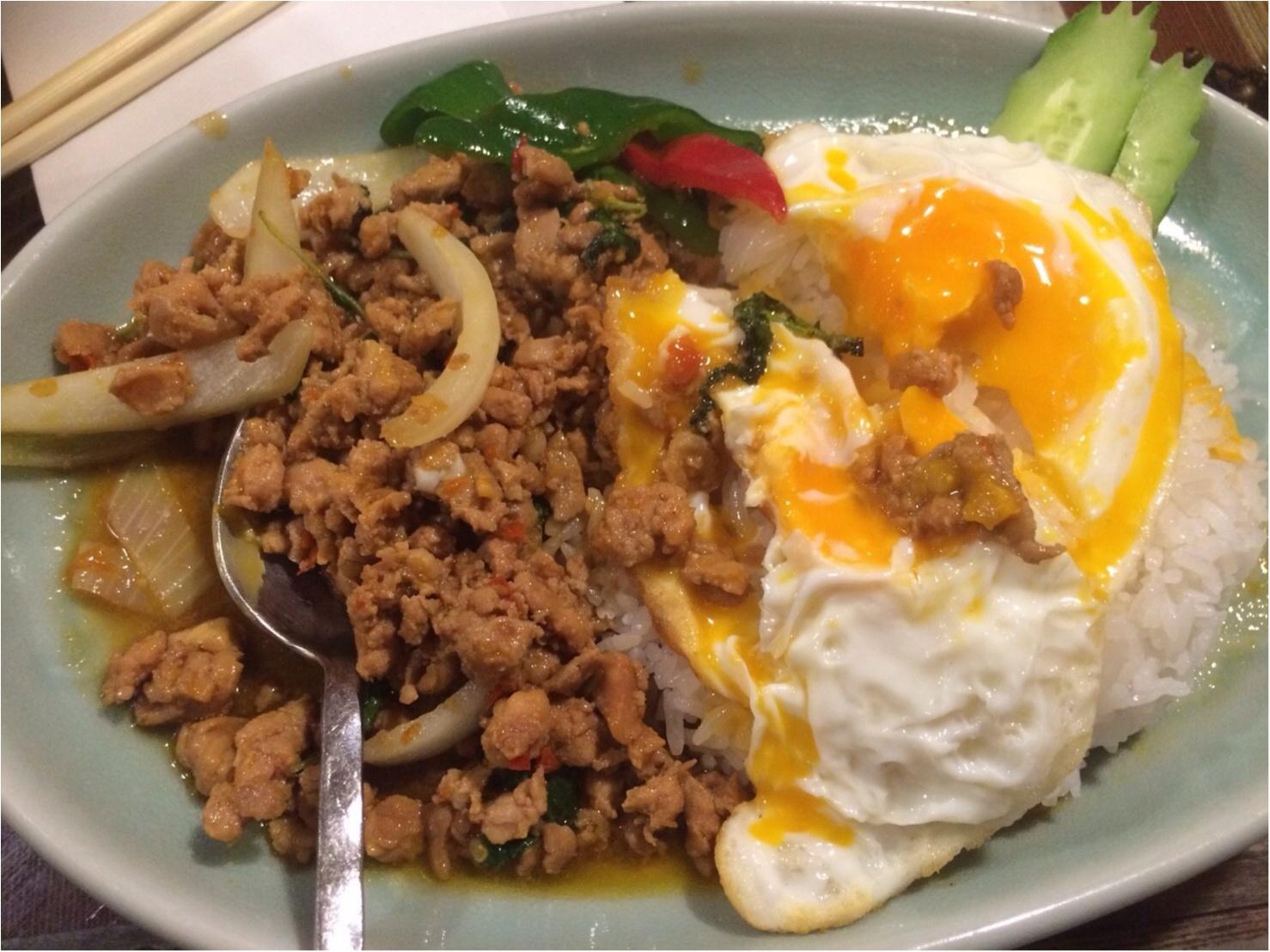 【自由が丘】タイ料理好きな方、必見\(//∇//)\ 本格的なタイ料理のお店★_12