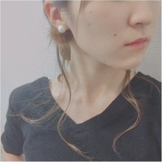 《ハンドメイドピアス》秋のファッションに取り入れたいファーピアスが◯◯◯円で作れちゃう?!_2