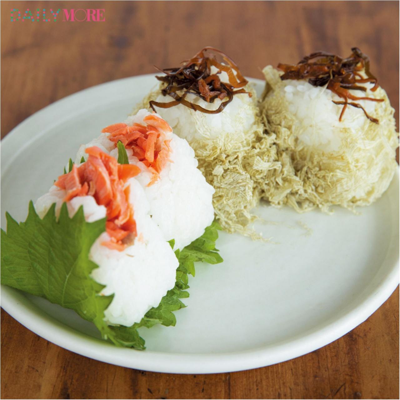 【吉田沙保里さんの「お弁当女子」チャレンジ!】初回の課題、かわいくておいしい「乙女おにぎり」レシピを大紹介!【#モアチャレ リポート】_3
