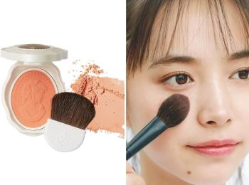 チークの入れ方【2020最新】- 顔型別の塗り方、リップと合わせる春の旬顔メイク方法まとめ
