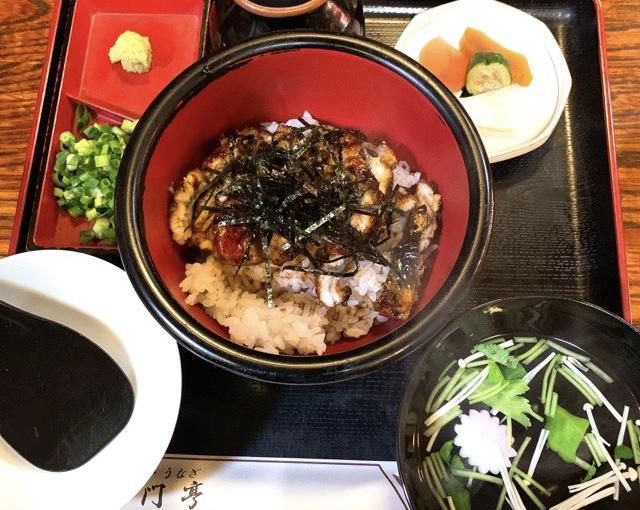 【みおしー遠征ログ❤︎名古屋】気軽にひつまぶしを食べるなら「多門亭 」へ♡_2