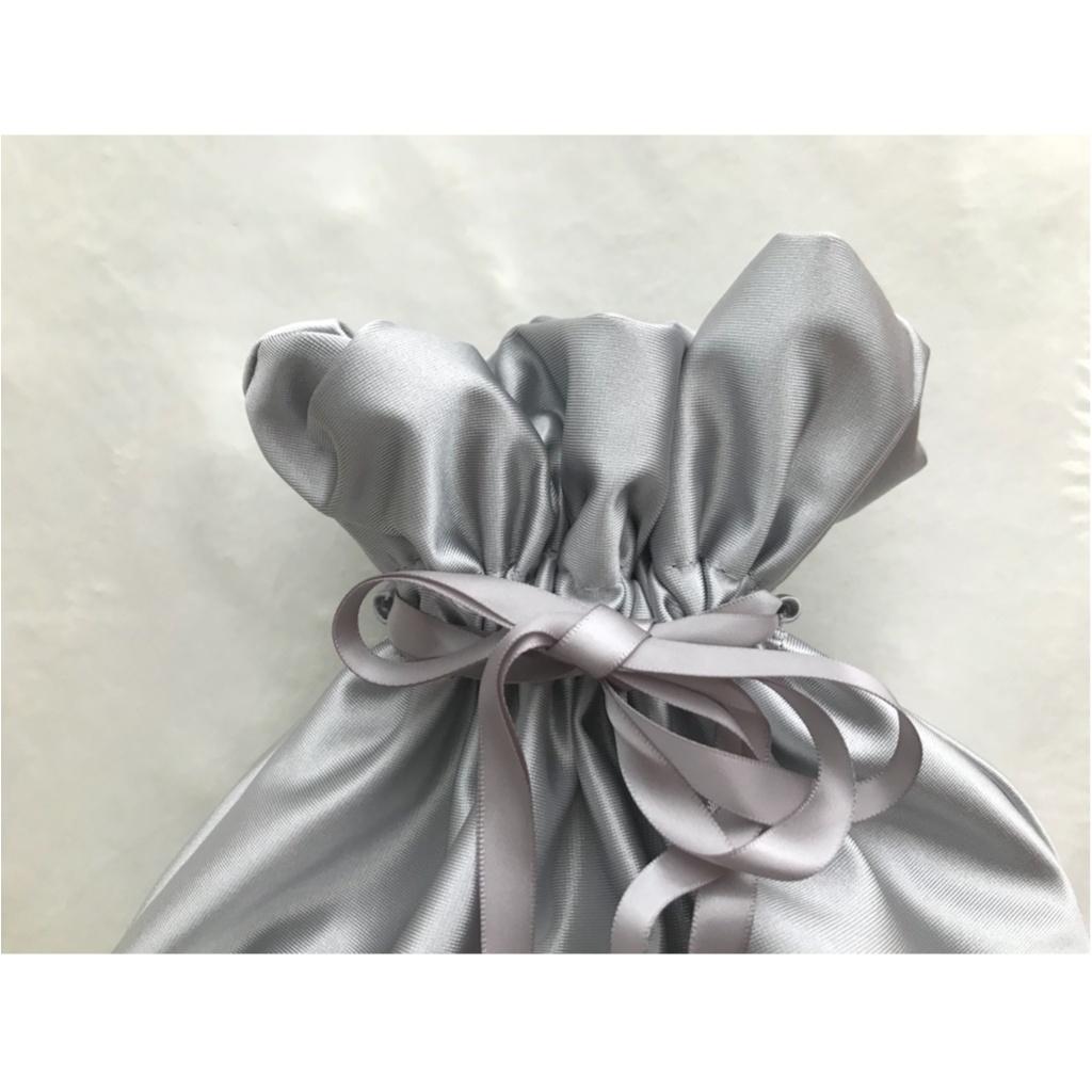 【Maison de FLEUR】旅行荷造りに最適!ぴったりサイズの巾着が大活躍!_2