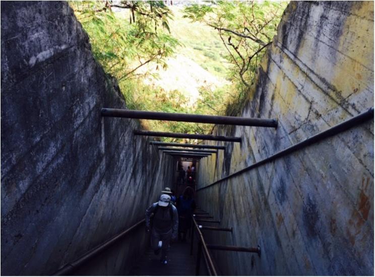 【TRIP】ハワイにきたら、やっぱり行くよね:)ダイヤモンドヘッド@プチプラコーデハイキング_3