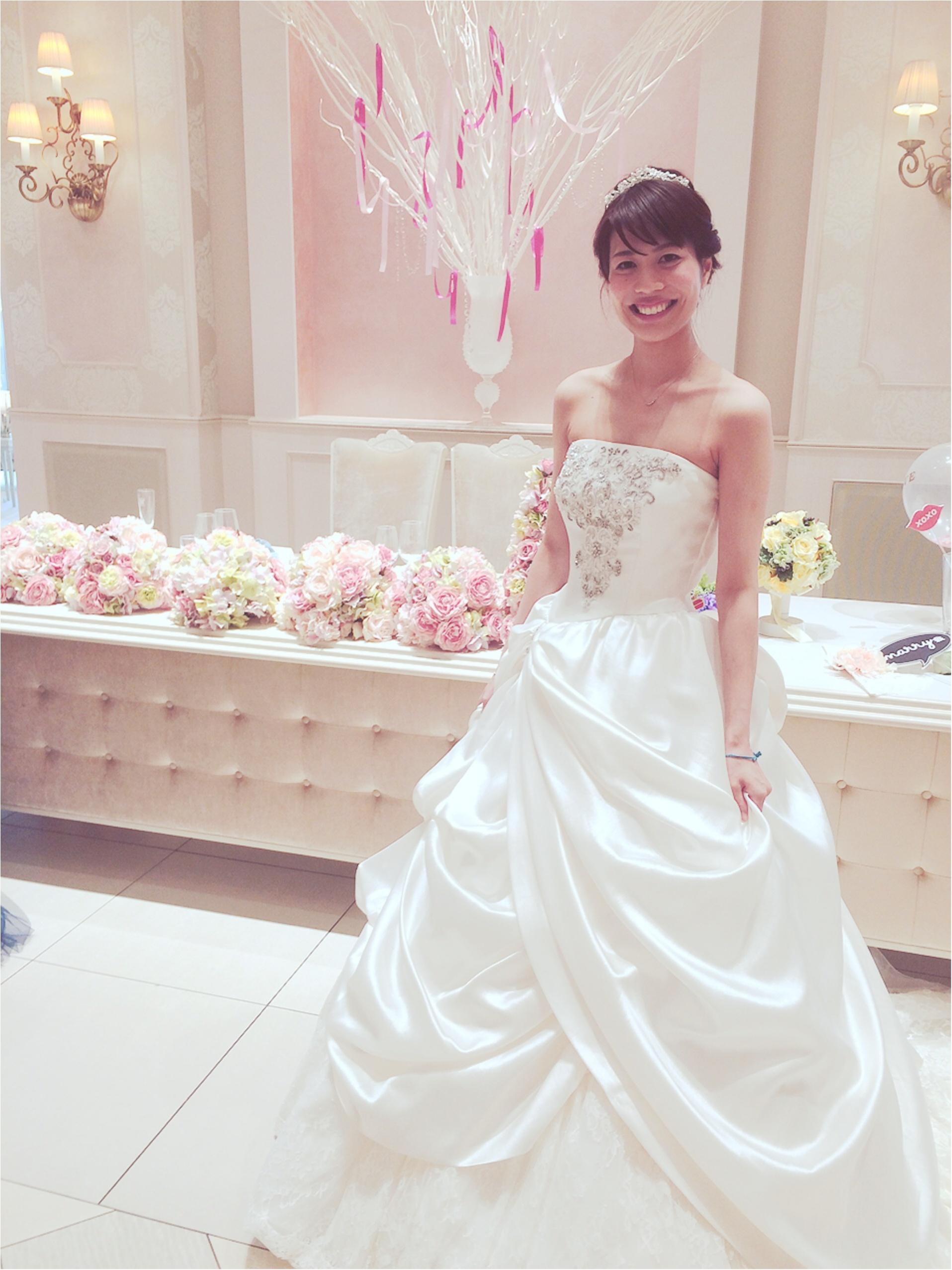 ★ピンクに、バラに、ドレス!女の子の大好き♡が詰まったイベント、第3回marry会に行ってきました★_11