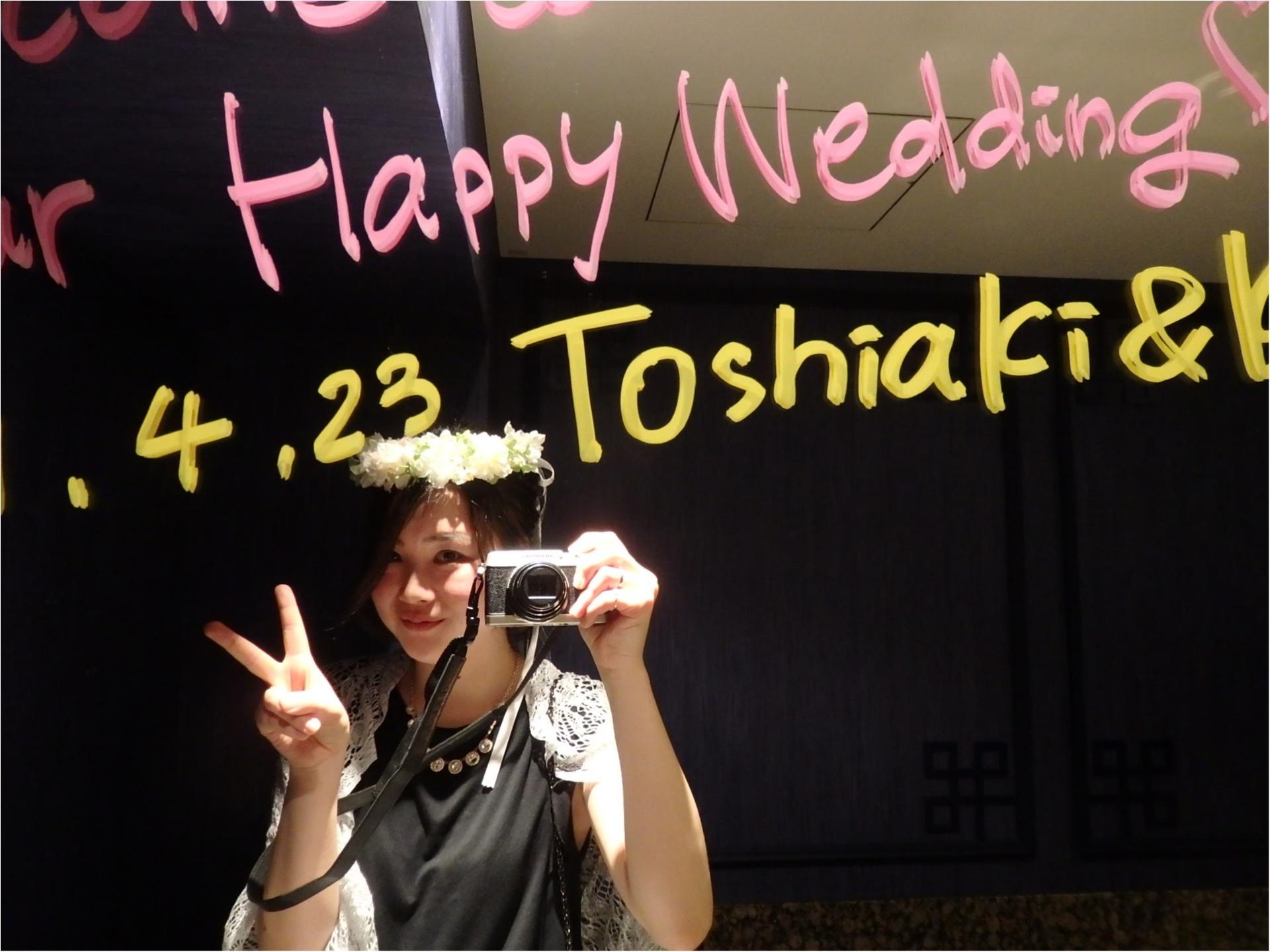 ☆世界でここだけ!結婚式with東京タワー☆_42