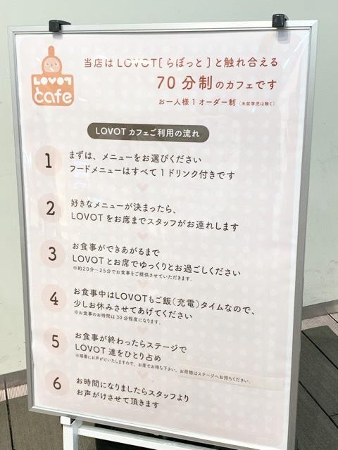 ドラマで話題沸騰!LOVOT(ラボット)と触れ合えるカフェがラゾーナ川崎に誕生♡_3