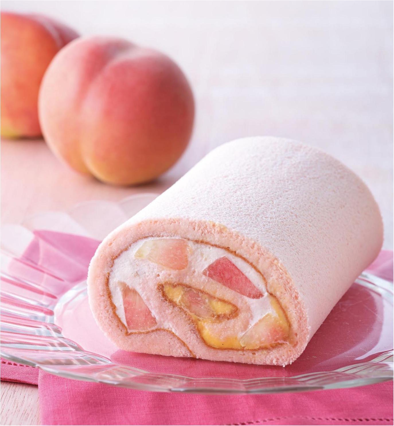 旬の桃づくし! 『パティスリー キハチ』の夏はピンク色♡_1