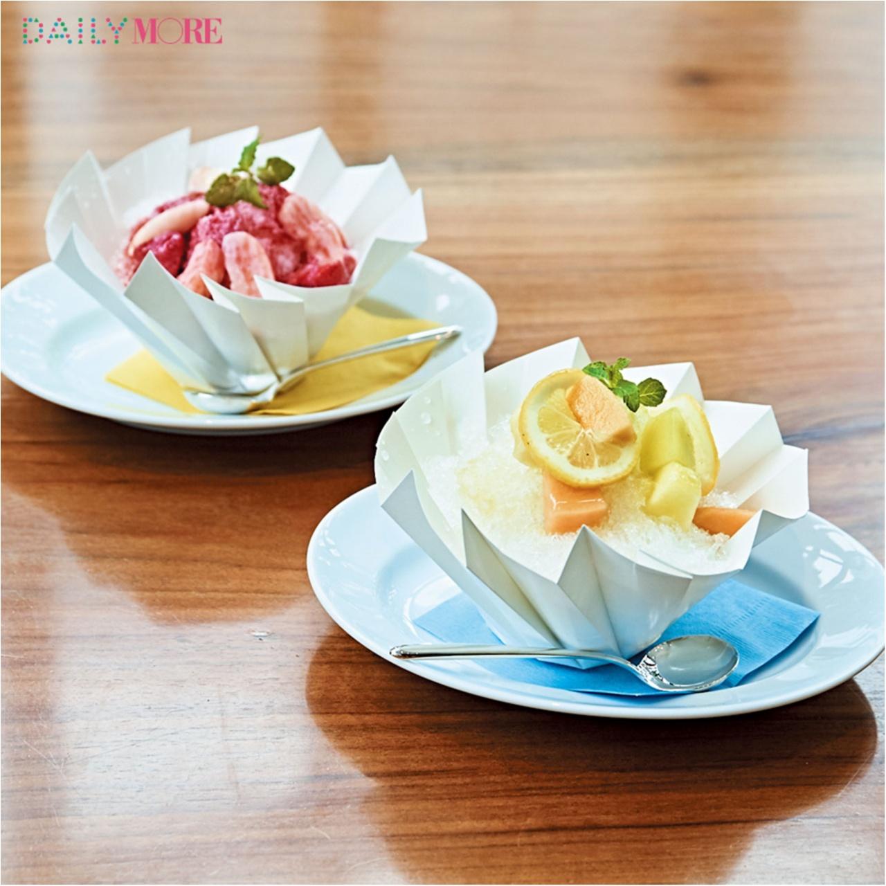 ふわふわ♡ ひんやり♪ この夏絶対食べておきたい! 「東京かきごおり」5選_1