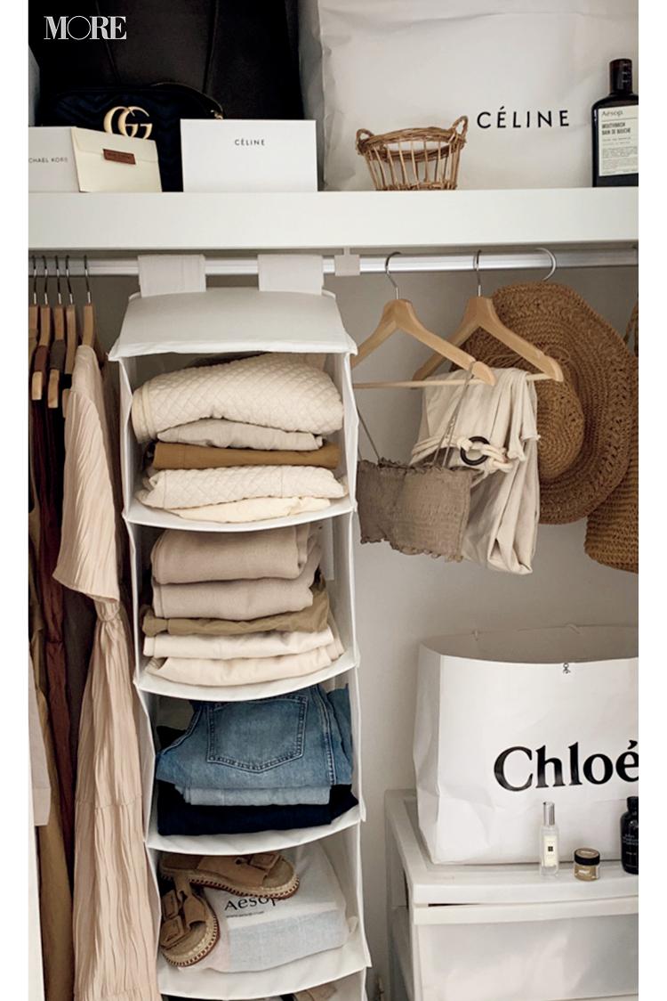 『アクタス』『Francfranc』『イケア』でインテリアや雑貨を発掘! クローゼットは見える収納&着たい服を厳選し、1Kの部屋を広く使う_5