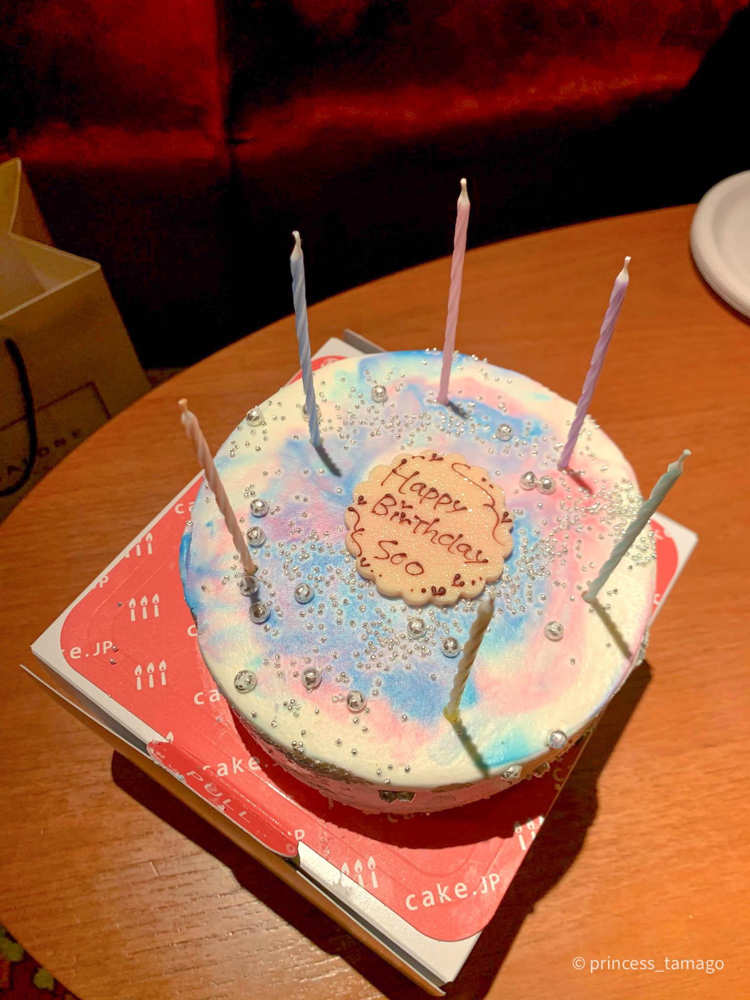 【インスタ映え間違いなし!】かわいいバースデーケーキをおうちでも♡_2