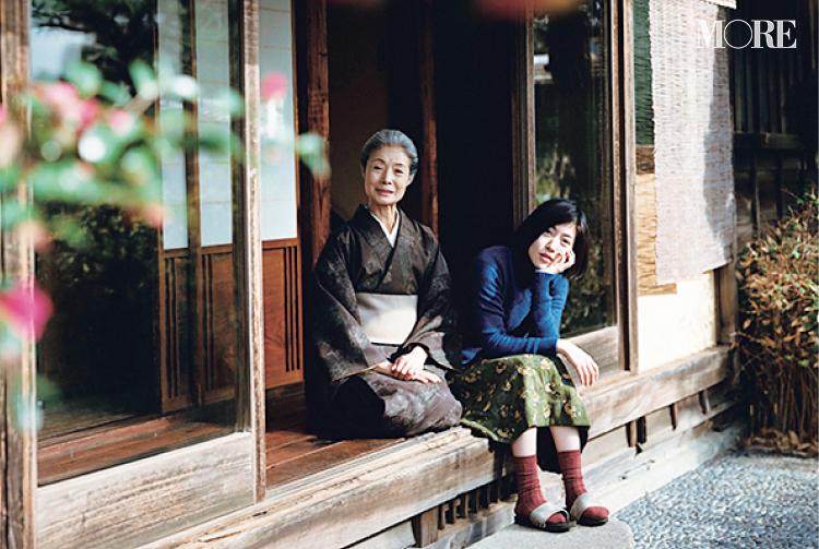写真界のレジェンド・上田義彦が、15年かけて脚本を練り上げた監督デビュー作『椿の庭』ビジュアル