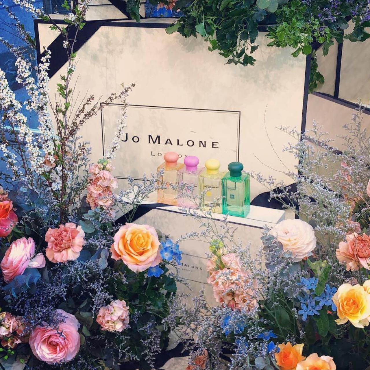 """花薫る新作!JO MALONE LONDONの""""ブロッサムズ""""シリーズの新作発売記念ポップアップイベントへ行ってきました♡_1"""