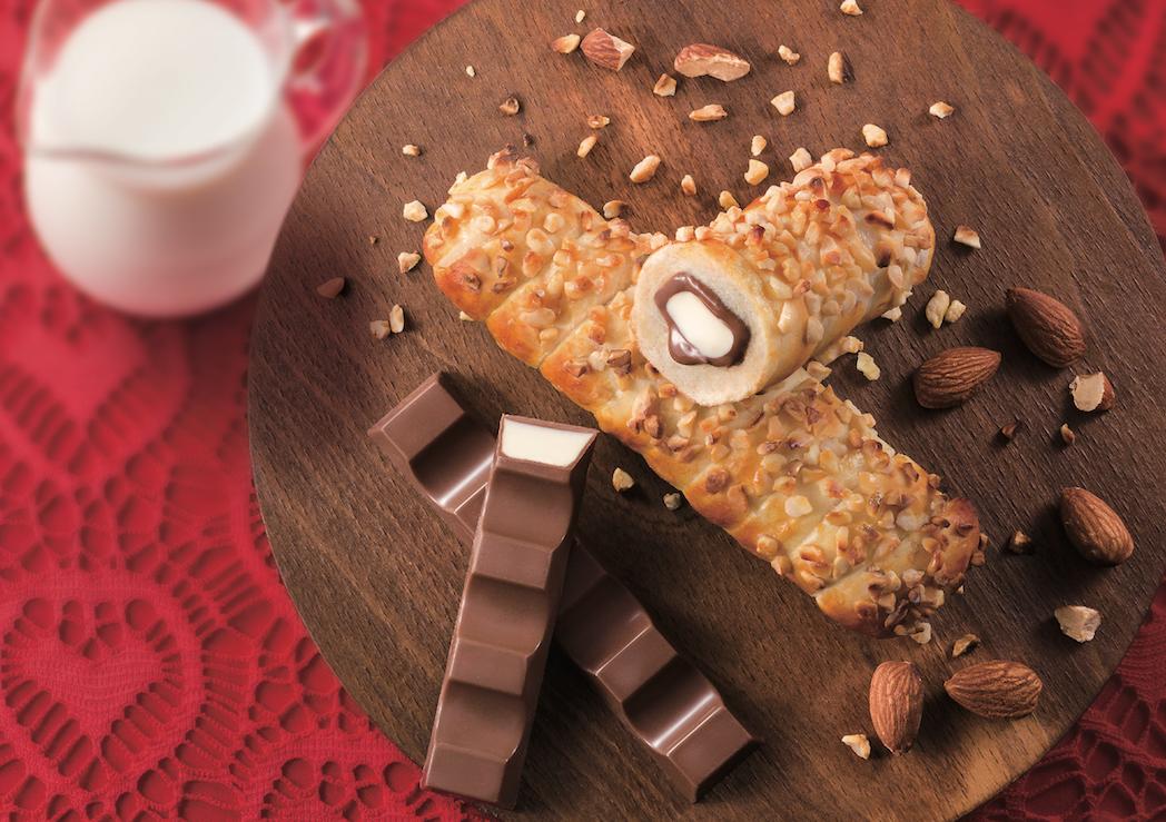 チョコレートバーを丸ごと一本! 『アンティ・アンズ』のハイブリッドスイーツにラブコール♡_1