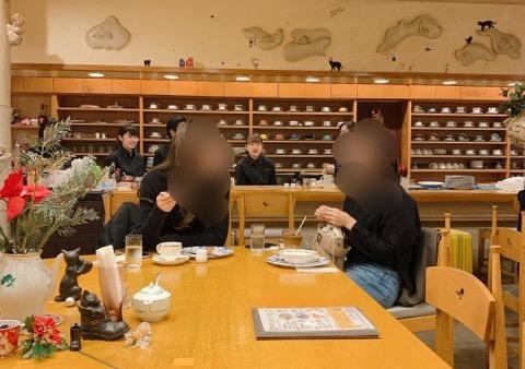 【みおしー遠征ログ❤︎名古屋】小倉トーストを食べるならオシャレで話題の「長靴と猫」へ♡_1