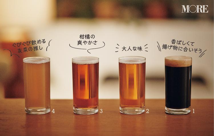 クラフトビール4種
