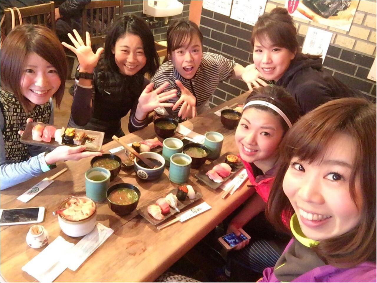 中央卸売市場の行列ができるお寿司屋さんで、朝カフェならぬ《朝寿司》してきました!_7