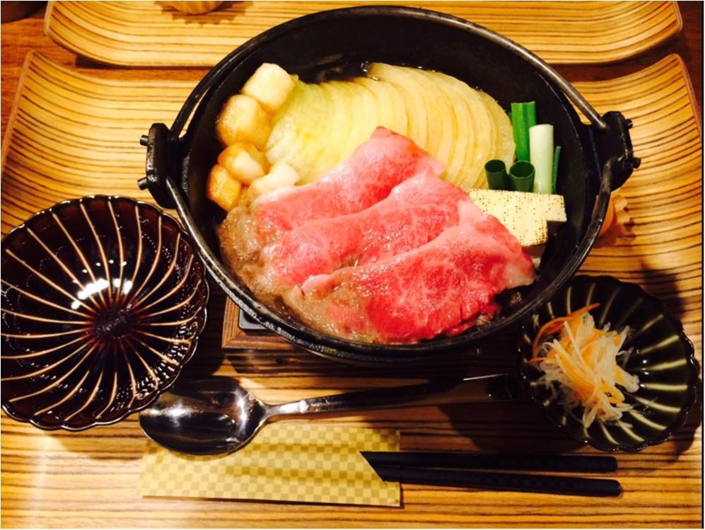 [すき焼き専科 佰食屋] 京都のおすすめすき焼き屋さん。美味しすぎるすき焼きランチ!_1