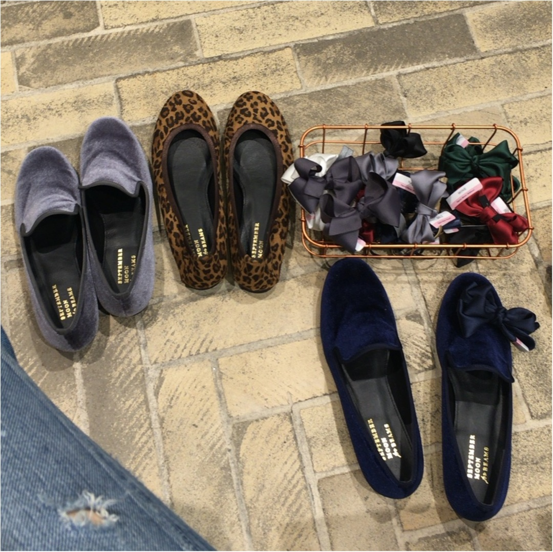 《世界に一つだけの靴》BEAMSで靴をデザインしちゃいました♡それがもうかわいいすぎる仕上がりに♡_2