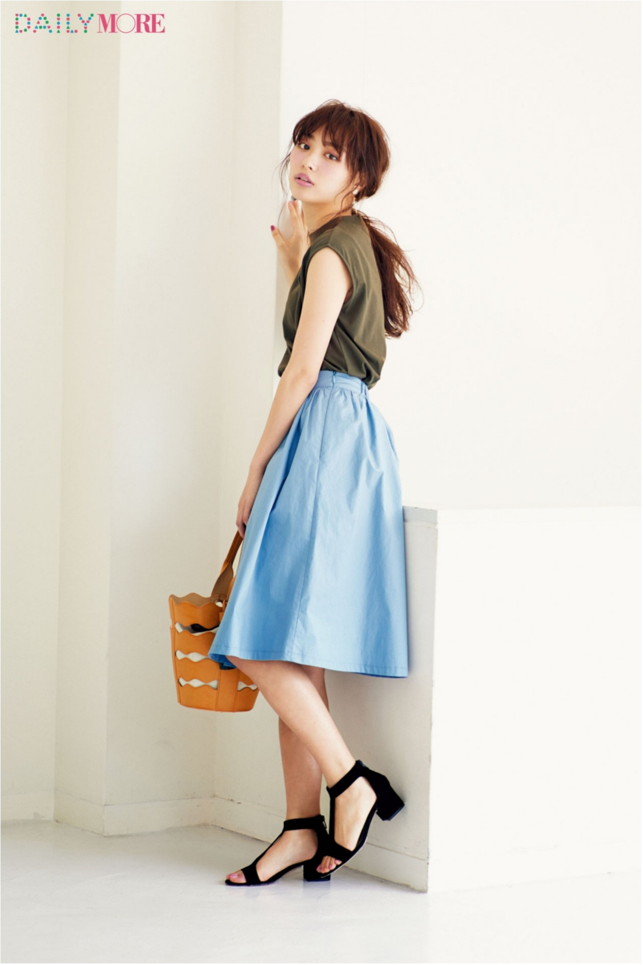 夏の好印象No.1カラー♪「ブルー」を使ったさわやかコーデまとめ♡_1_17