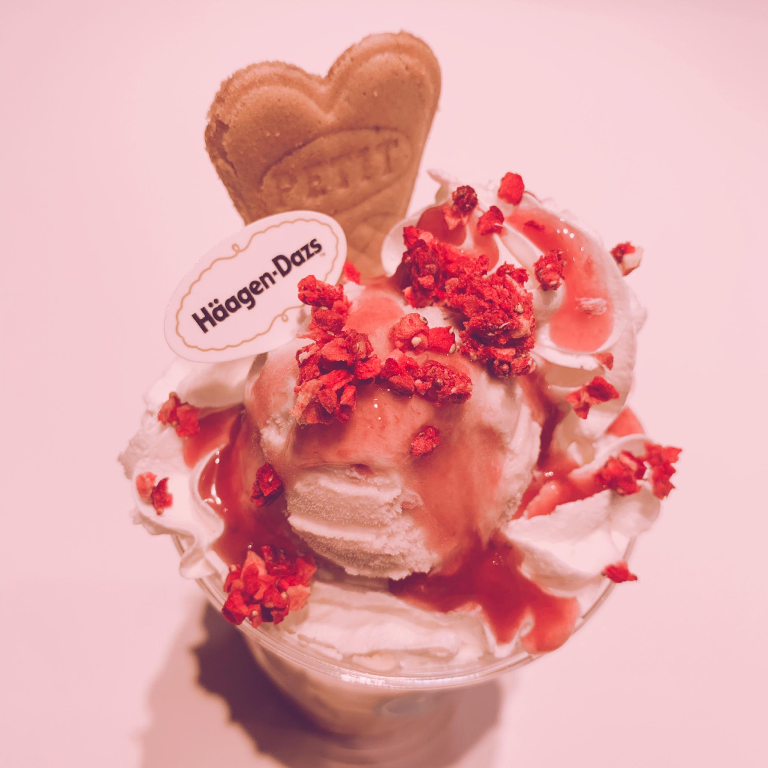 《ご当地MORE✩東京》絶対食べたい❤️店舗!【LOLA'S Cupcakes】×ハーゲンダッツのカップケーキサンデーが可愛すぎる☻_3