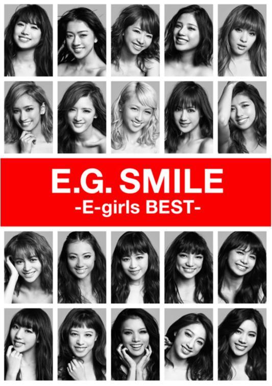 今月のオススメ★MUSIC 『MADE SERIES』『Origin』『E.G. SMILE - E-girls BEST-』_3