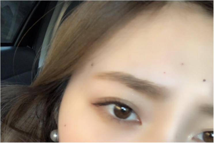 【眉メイク】ヴィセのアイブロウパウダーがすごい♡♡!眉マスカラいらず?!オリーブブラウンでふんわり眉が完成★!_4