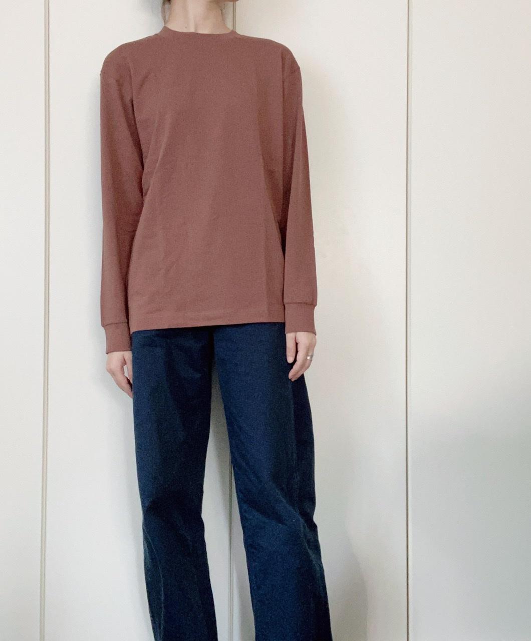 『ユニクロ ユー』ヒートテック発売記念! ライターみかりんがガチ私服で着回し♪ メンズアイテムはどう着こなす?_8