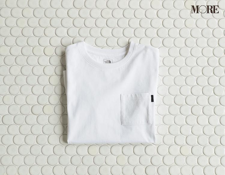 """洗えるプリーツスカートやカップつきキャミも♡ モアスタッフがお気に入りの""""白""""アイテムをレコメンド!_2"""