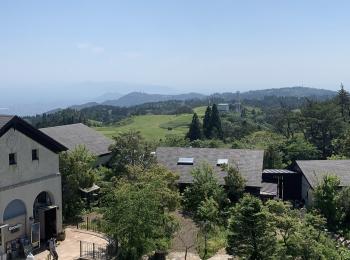 【HYOGO】六甲山の自然いっぱいな癒し空間♡キャラコラボ中☺︎